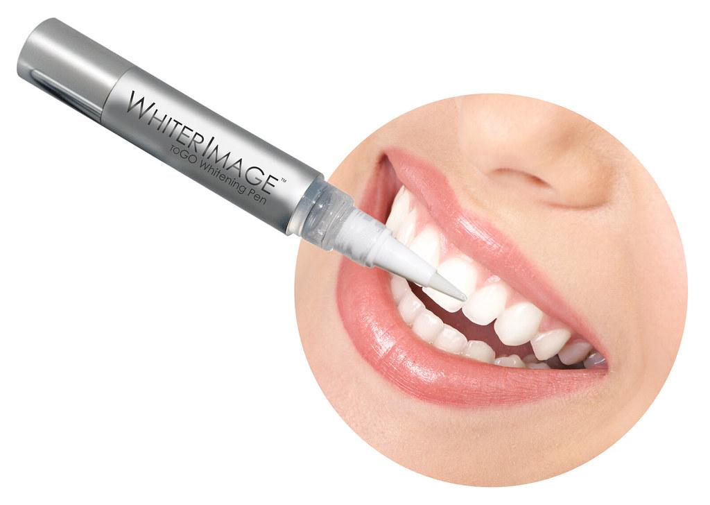 teeth Whitened